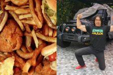 7 Makanan ini bisa picu kanker otak, penyakit Agung Hercules