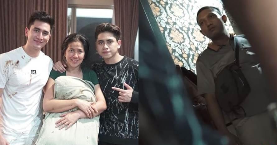 Lagi ultah, Venna Melinda 'dikado' prank anaknya sampai nangis