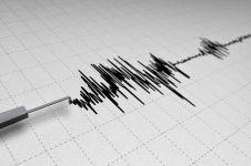 Gempa 7,4 SR guncang Banten, terasa di Jakarta hingga Jogja