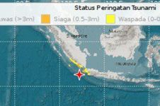 Gempa Banten berpotensi tsunami, BMKG imbau warga jauhi pantai