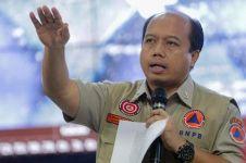 Gempa M 7,4 guncang Banten, warganet ungkap rindu almarhum Sutopo