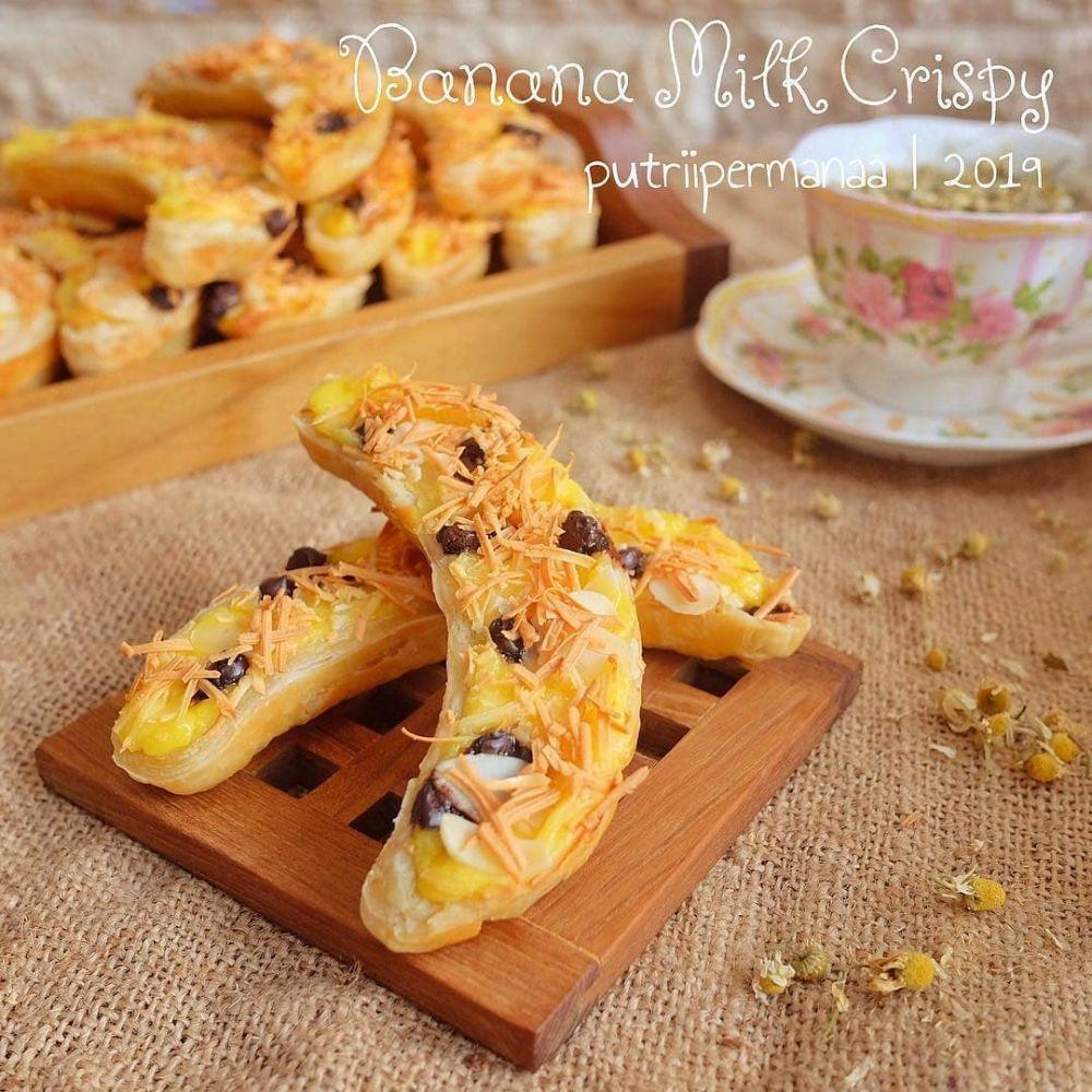 Resep camilan dari pisang istimewa