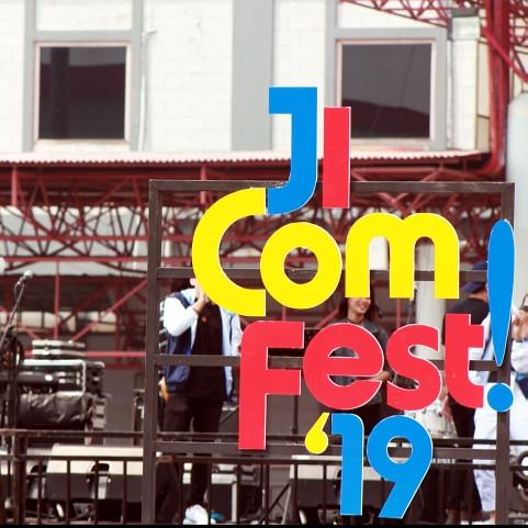 Ini line up komika yang tampil di Jicomfest, siapa favoritmu?
