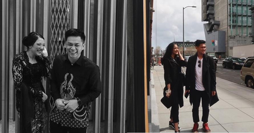 10 Potret Putri Tanjung dan pacar barunya, lengket bak prangko