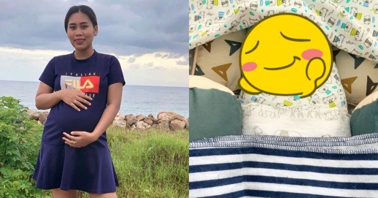 Evi Masamba melahirkan, ini 8 potret lucu anak pertamanya