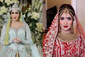 Gelar pesta mewah, Tania Nadira ungkap biaya resepsi pernikahannya