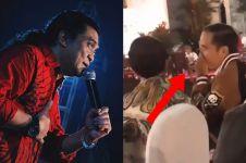 Ekspresi Jokowi nyanyi Sewu Kutho milik Didi Kempot, curi perhatian