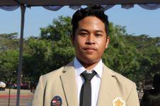 Bhagas Nakshatrasakti, mahasiswa termuda UGM yang baru 15 tahun
