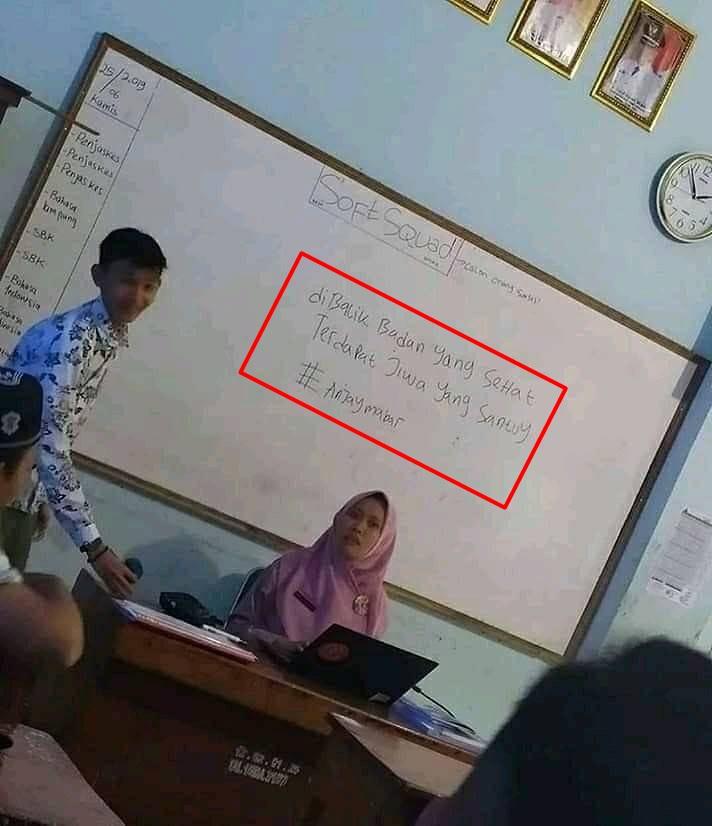 akal-akalan murid endingnya gagal total © berbagai sumber