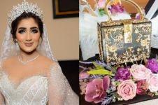 10 Potret seserahan mewah pernikahan Tania Nadira & Abdulla Alwi