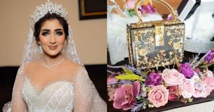 10 Potret Seserahan Mewah Pernikahan Tania Nadira Abdul