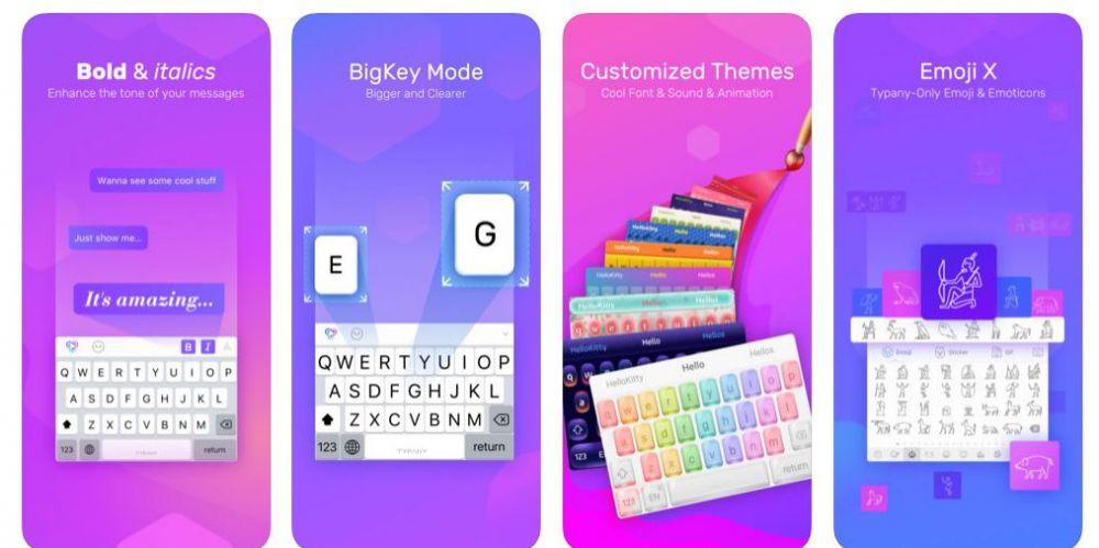 Aplikasi Keyboard © 2019 brilio.net