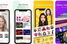 20 Aplikasi keyboard iPhone terbaik 2019