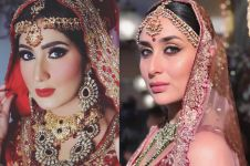 7 Bukti Tania Nadira mirip Kareena Kapoor, bikin susah kedip