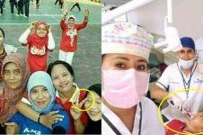 10 Momen tak terduga saat foto bersama, bikin lihat dua kali