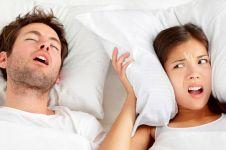 8 Penyebab mendengkur saat tidur, salah satunya bentuk mulut