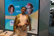 Tetap cantik selama hamil, begini tips fashion Ayu Dewi
