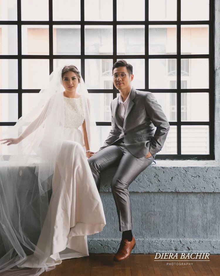 prewedding bak pengantin © 2019 brilio.net