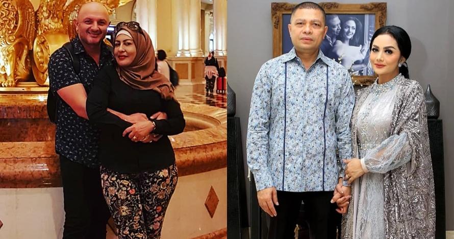8 Potret mantan istri Raul Lemos & suami bulenya, bak ABG pacaran
