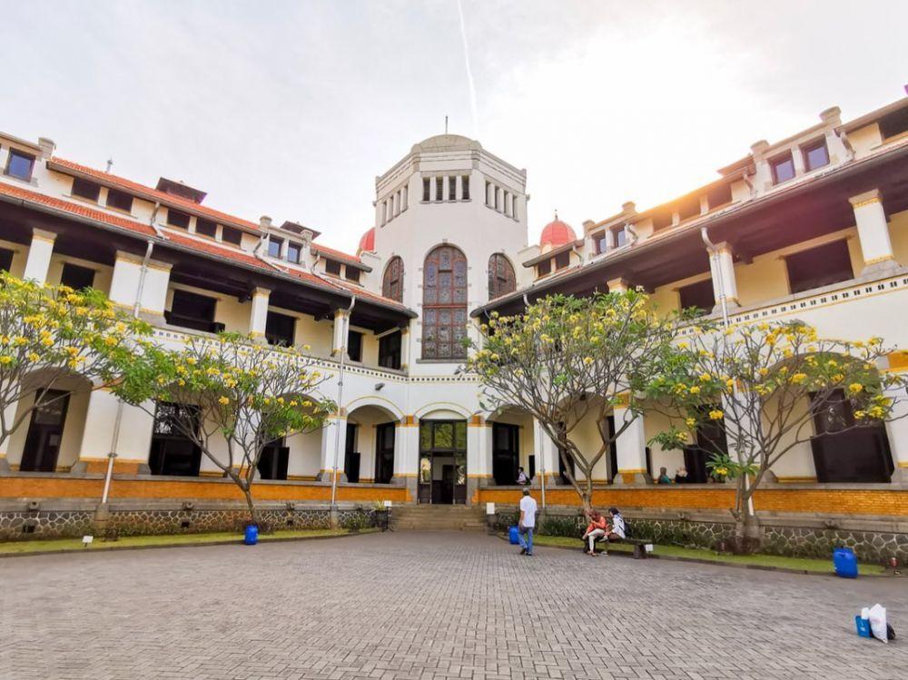 Wisata Semarang © 2019 brilio.net