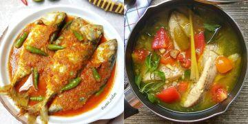20 Resep aneka olahan ikan laut, enak dan sederhana