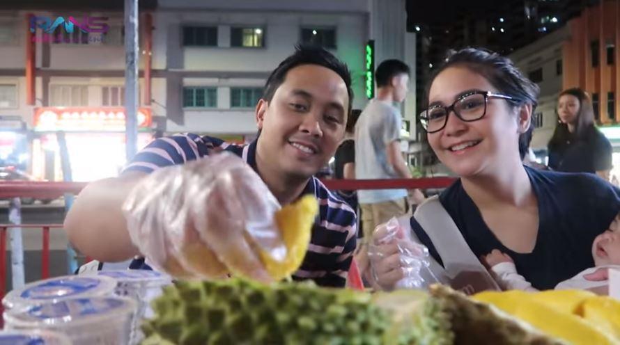 gigi rafathar di singapura © 2019 brilio.net