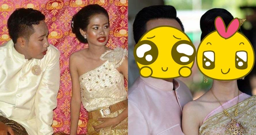 Kesal makeup gagal, rias ulang pengantin wanita ini bikin pangling