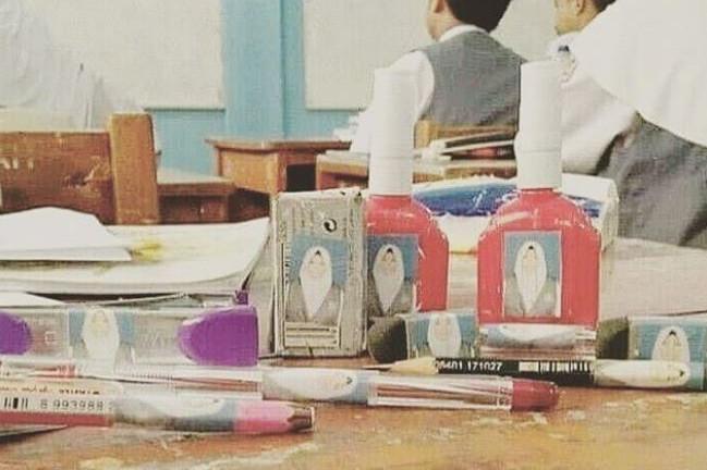 9 Kelakuan siswa ikut kegiatan di sekolah ini absurd abis