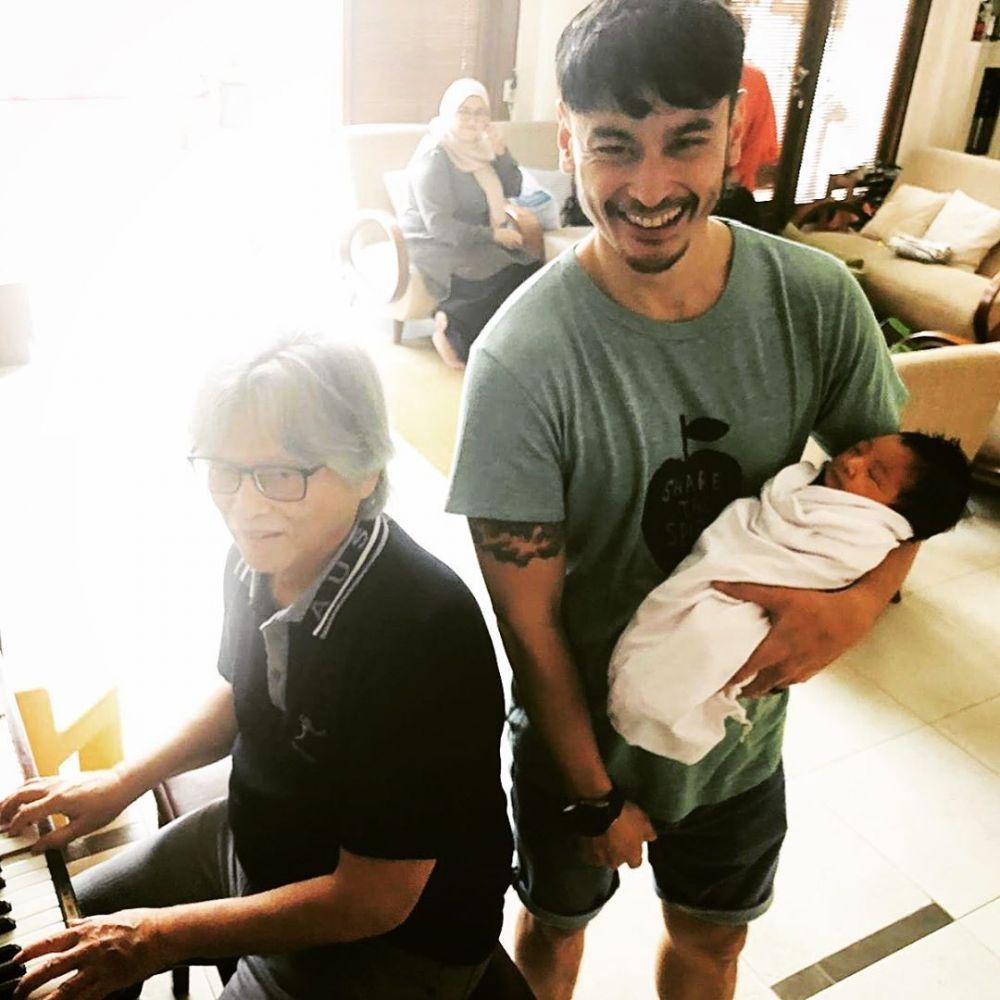 anak Reuben Elishama dan Shenty Feliziana instagram