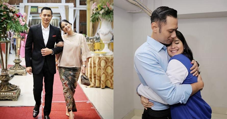 Unggah foto mesra bareng suami, perut Annisa Pohan curi perhatian