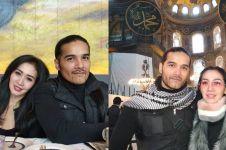 Pamer foto lawas, wajah masa muda Romy Rafael curi perhatian