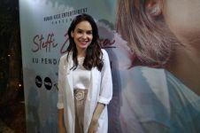 Sukses berakting, Steffi Zamora coba peruntungan di dunia musik