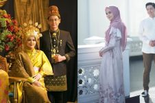 12 Gaya prewedding Cut Meyriska dan Roger, tradisional sampai religius