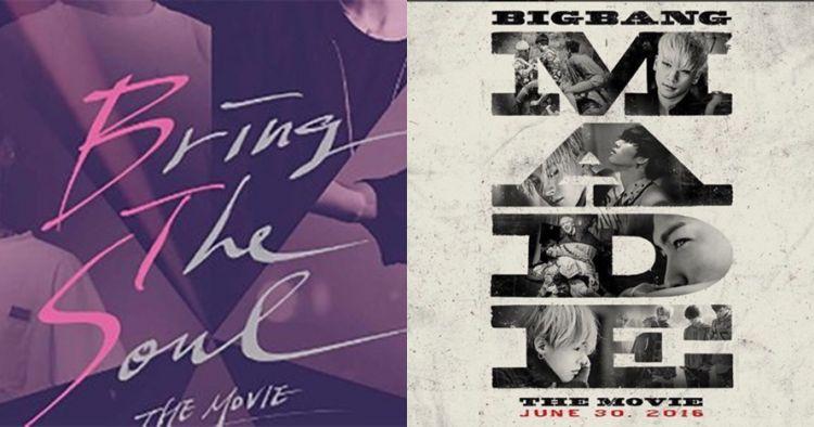 5 Film dokumenter ini diangkat dari kisah boyband, terbaru BTS