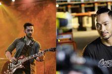 10 Momen kebersamaan Uki Kautsar dengan band Noah, bikin nostalgia