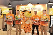 Cheetos ajak anak muda tuangkan imajinasi lewat karya