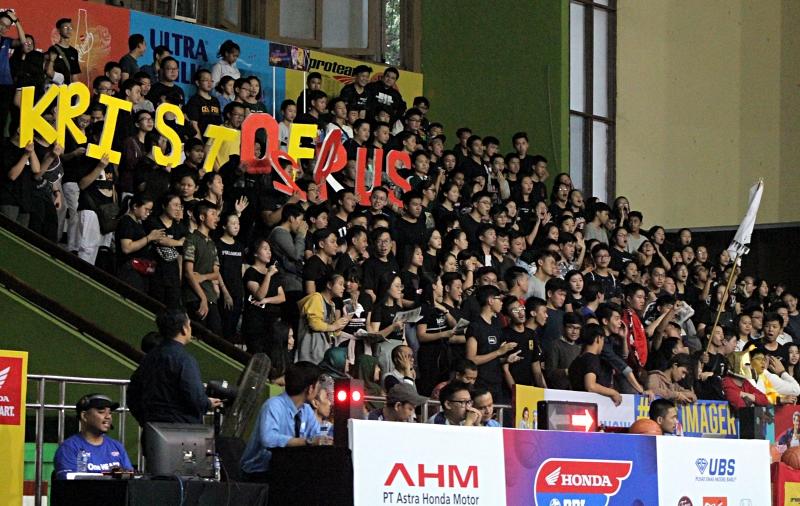 DBL Indonesia Region Barat © 2019 brilio.net