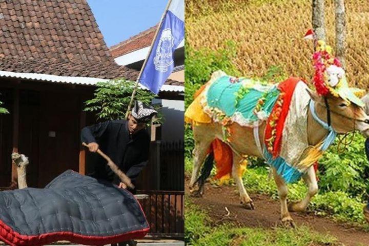 6 Tradisi unik jelang Idul Adha di Indonesia, ada jemur kasur