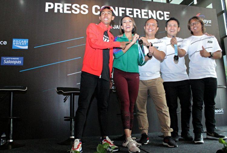 Pertama kali, Garmin dan Erajaya gelar Garmin Run Indonesia 2019