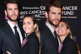 Potret ini jadi isyarat perpisahan Miley Cyrus dan Liam Hemsworth