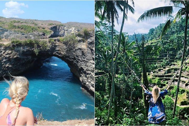 Realita di balik foto keindahan Nusa Penida ini bikin turis kecewa