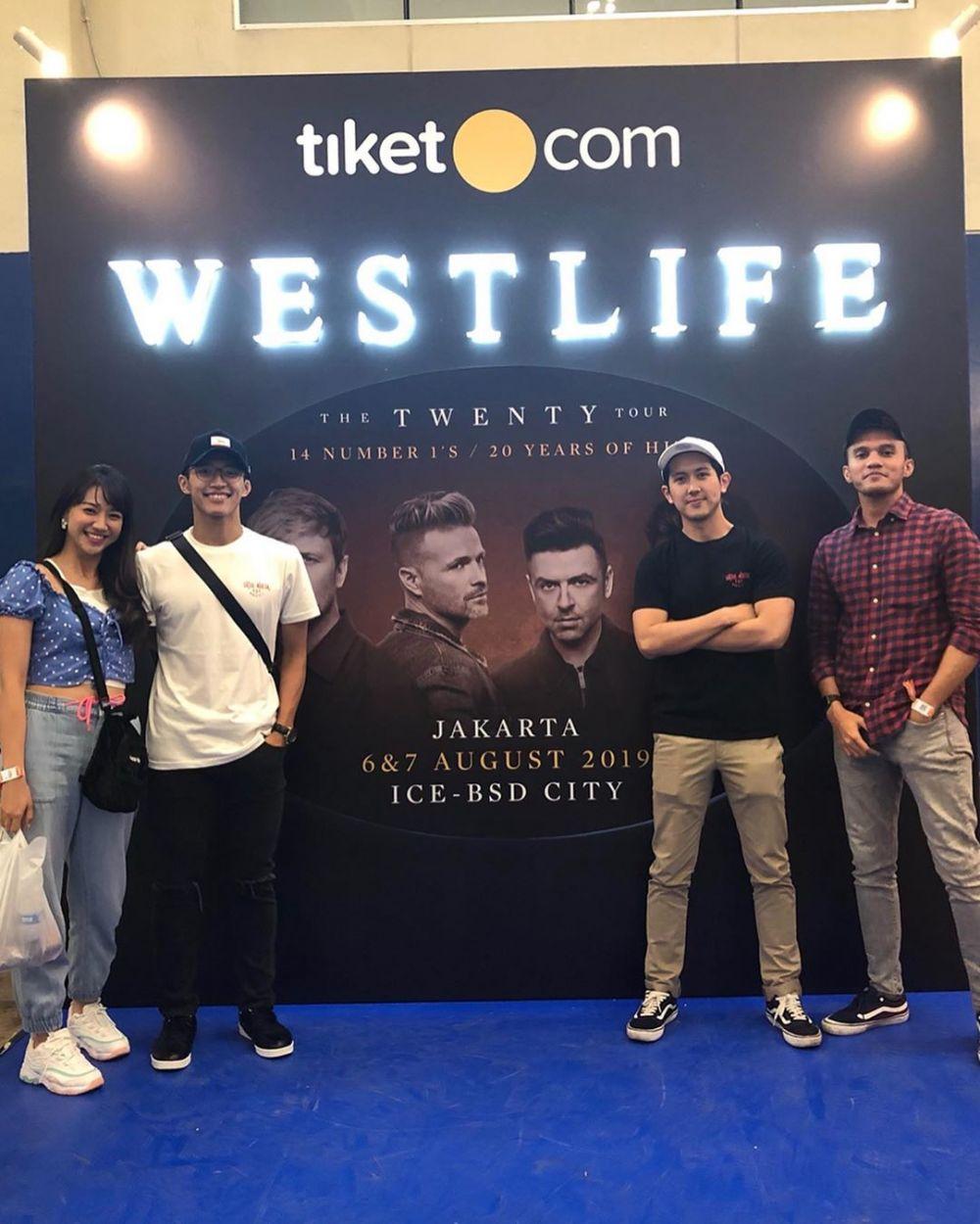 Jonatan Christie dan Shanju eks JKT48 instagram