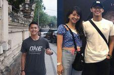 8 Momen kedekatan Jonatan Christie & Shanju eks JKT48, mulai go public