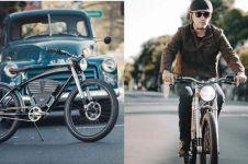 10 Foto bocoran Roadster 2020, sepeda listrik canggih masa depan