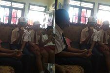 Kisah siswa bersepeda jauh demi kembalikan dompet isi Rp 900 ribu