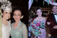 12 Momen nikahan Cantika anak Minati Atmanegara, ada flashmob dance