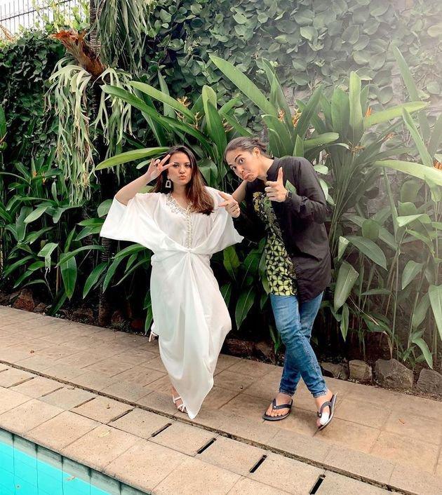 El Rumi dan Marsha Aruan 5 tahun instagram