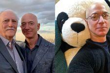 5 Pemilik website terkaya di dunia, termasuk Jeff Bezos