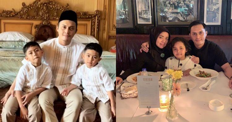 7 Momen kedekatan Fadel Islami & anak Muzdalifah, harmonis abis
