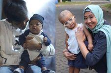 Kisah perjuangan 9 seleb demi kesembuhan anak dari penyakit serius